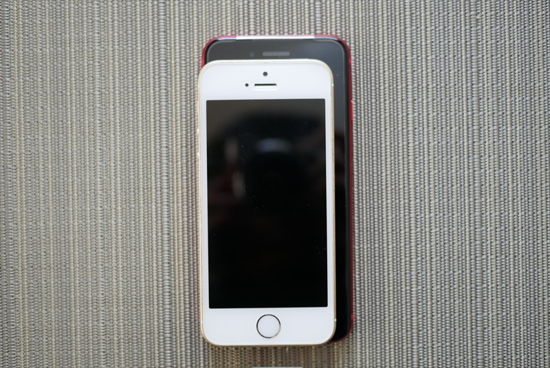 iPhoneSE大きさの違い